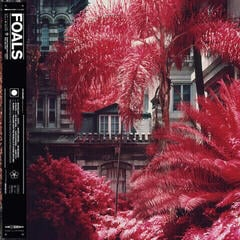 Foals Everything Not Saved Will Be Lost Part 1 (CD)