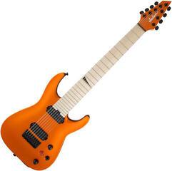 Jackson Pro Series Dinky DKA8M MN Satin Orange Blaze