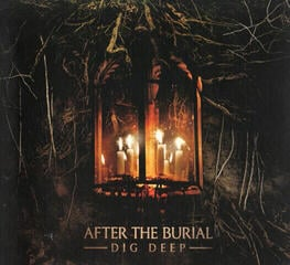 After the Burial Dig Deep (Orange LP) (Vinyl LP)