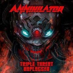 Annihilator Triple Threat Unplugged (RSD) (Vinyl LP)