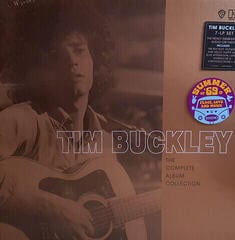 Tim Buckley The Album Collection 1966-1972 (7 LP)
