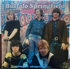 Buffalo Springfield Buffalo Springfield LP Whats The Sound? Complete Albums Collection (5 LP)
