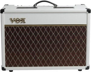Vox AC15C1 White Bronco Limited Edition