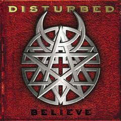 Disturbed Disturbed LP Believe (Vinyl LP)