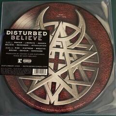 Disturbed Believe (Picture Vinyl) (Vinyl LP)