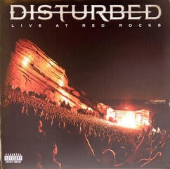 Disturbed Live At Red Rocks (2 LP)
