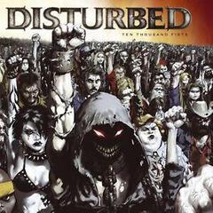 Disturbed Ten Thousand Fists (2 LP)
