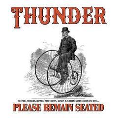 Thunder Please Remain Seated (2 LP)