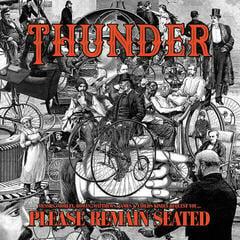 Thunder Please Remain Seated (Transparent Orange LP) (2 LP)