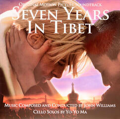John Williams Seven Years In Tibet (2 LP) 180 g