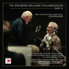 John Williams Spielberg/Williams Collaboration Part III (2 LP) 180 g