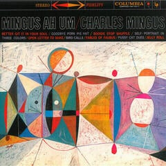 Charles Mingus Mingus Ah Um (LP) Audiophile Quality