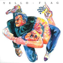 Yello Flag (LP) Audiophile Quality