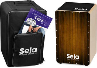 Sela SE 061 Varios Cajon Bundle Brown (B-Stock) #920914