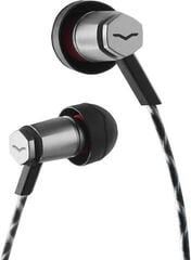 V-Moda Forza Metallo In-Ear Headphones Gunmetal Black Android