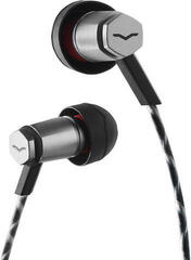 V-Moda Forza Metallo In-Ear Headphones Gunmetal Black iOS