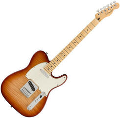 Fender Limited Edition Player Telecaster Plus Top MN Sienna Sunburst
