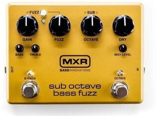 Dunlop MXR M287 SUB Octave Bass Fuzz