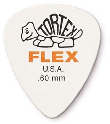Dunlop 428R 0.60 Tortex Flex Standard