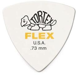 Dunlop 456R 0.73 Tortex Flex Triangle