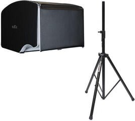 Isovox Mobile Vocal Booth V2 Midnight Black - SET
