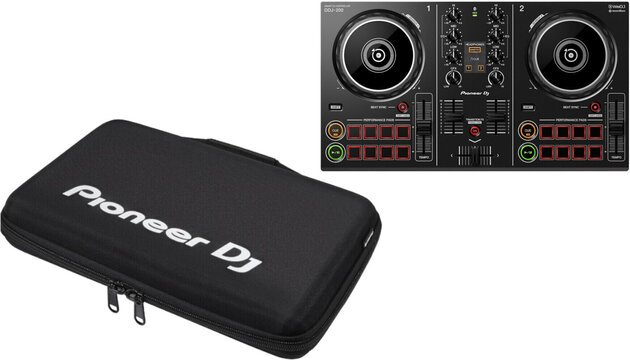 Pioneer Dj DDJ-200-DJC-Bag SET