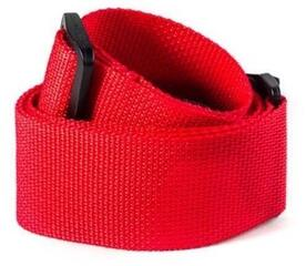 Dunlop D07-01RD Poly Strap Red