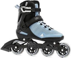 Rollerblade Spark 80 W Forever Blue/White 245 (B-Stock) #926519