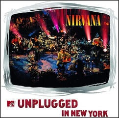 Nirvana MTV Unplugged In New York (2 LP) 180 g