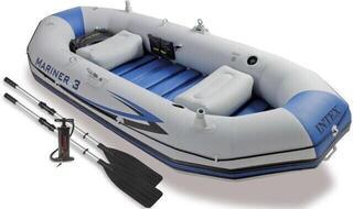 Intex Mariner 3 Boat Set Saltea pentru piscină