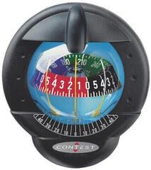Plastimo Compass Contest 101 BLACK-RED Vertical Bulkhead