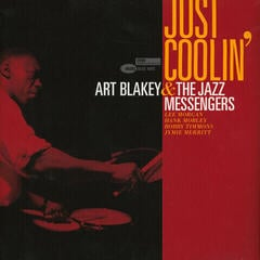 Art Blakey Just Coolin' (Art Blakey & The Jazz Messengers) (LP) Stereo
