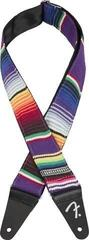 Fender 2'' Serape Strap - Purple Multi