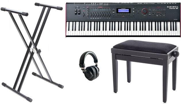 Kurzweil Forte SE Stage Piano SET