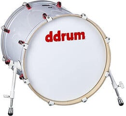 DDRUM Hybrid Bass Drum 20x20 White