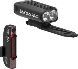 Lezyne Micro Drive 600XL Set Black/Black