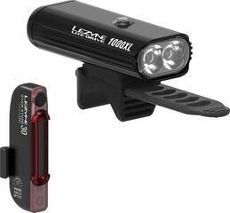 Lezyne Lite Drive 1000XL / Stick Drive Pair