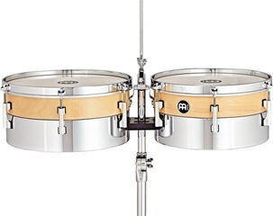 Meinl HYT1314 Timbales Set 13+14""