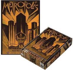 Plan 9 Metropolis (500 Piece Jigsaw Puzzle)