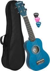 Cascha HH 3962 Sopránové ukulele Modrá