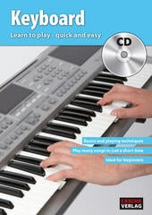 Cascha Keyboard Learn To Play Quick And Easy Music Book