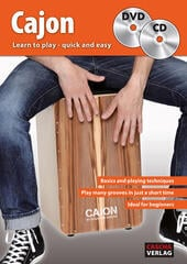 Cascha Cajon Learn To Play Quick And Easy