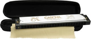 Cascha Tremolo Harmonica in C