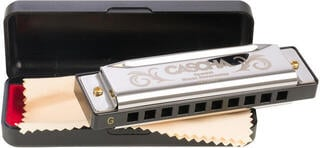 Cascha Special Blues Harmonica in G