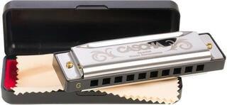 Cascha HH 2166 Special Blues G Diatonična ustna harmonika