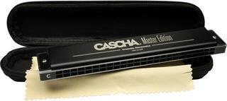 Cascha Master Edition Tremolo Harmonica in C