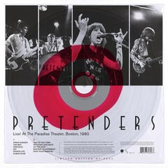 The Pretenders Live! At The Paradise Theater, Boston 1980 (RSD) (Vinyl LP)