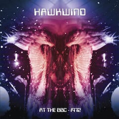 Hawkwind RSD - Hawkwind: At The BBC, 1972 (2 LP)