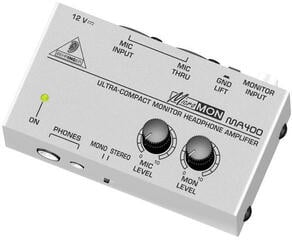 Behringer MA 400 MICROMON Headphone amplifier