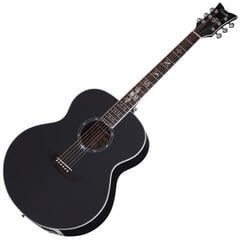 Schecter Synyster Gates 'SYN J' Acoustic Gloss Black